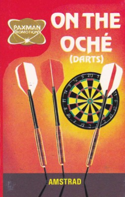 On the Oché boxcover 0